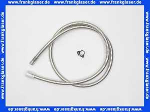 13315.00 Damixa Geschirrbrauseschlauch Schlauch für Serie 50/54/64, Chrom