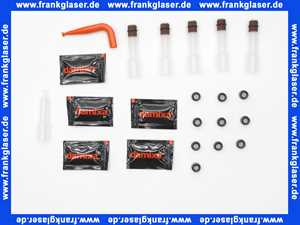 23753.00 Damixa Ventilsitze Dichtungseinsätze Set à 10 Stück