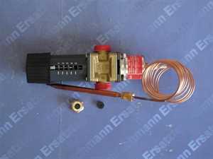 003N5144 Danfoss Temperaturregler AVTB 3/4 Zoll AG 30-100°C