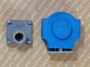 018F6857 Danfoss Spule für Magnetventil 24V 20W Gleichspannung