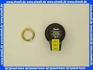 082F0052 Danfoss Stellantrieb 24 Volt stromlos geschlossen