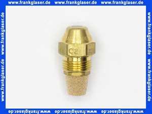 Brennerdüse Öldüse Heizöldüse Düse Delavan Typ B  0.75 gph 45 Grad