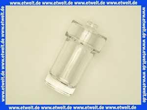 122100090 Derby Top Glas Flasche für Flüssigkeitsspender Kristallglas VIGOUR