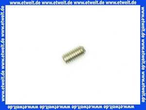 Gewindestift mit Innensechskant DIN913-M4 x 8 - A2