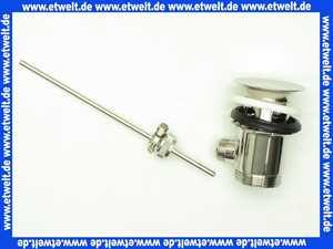 0411010010008 Dornbracht Ablaufgarnitur Ersatzteile 04110100100 platin