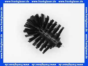 08185060190 Dornbracht Bürstenkopf für WC Bürste lose, schwarz matt