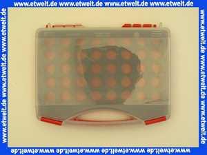 Düsenkoffer für 40 Heizöldüsen Kunststoff Aufbewahrungskoffer für Öldüsen