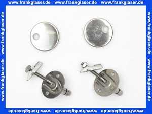 0061631000 Duravit Darling New Scharniersatz WC-Sitz mit Absenkautomatik