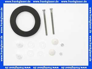 007412000 Duravit Moosgummidichtung zwischen Spülkasten und Stand-WC inkl. Befestigung