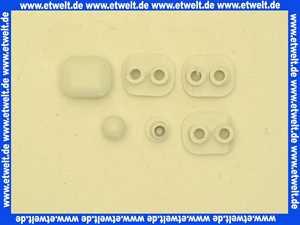 1001780000 Duravit Puffer weiss zu WC-Sitz Duraplus