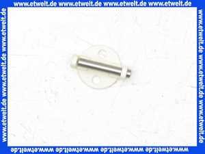 230587 Duscholux Zylinderstift Halter