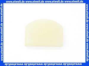 230970 Duscholux Gummi von Glastüraufhängung