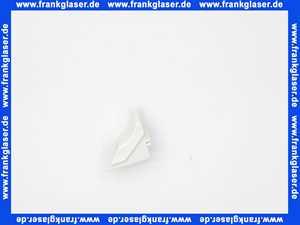 240125WE Duscholux Endkappe links in weiß