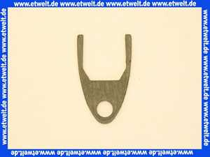 251080 Duscholux Zwischenlage für Scharnierkonsole