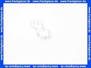 311092 Duscholux Rollenhalter in weiß