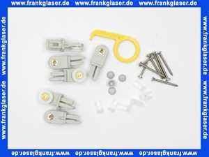 751620030 Duscholux Rollenhalter-Set für Optima 1