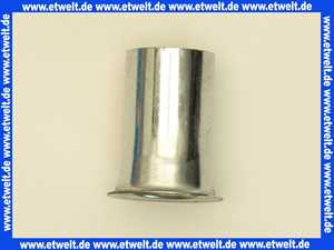 8007015 Benkiser Lötstück 3/4 Lötstutzen 40mm x 25.5mm zu Druckspüler Spülrohr