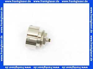 Adapter zur Montage von Heimeier Thermostatköpfen auf Vaillant Thermostatventile