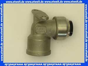 Tectite Steckfitting Edelstahl Winkel 90 Gr. 15mm I/A