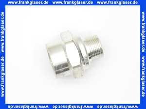 Uebergang kurz Friatherm AG   PN 25 20mm x 1/2