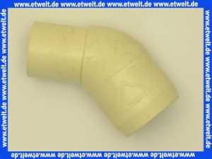 Winkel Friatherm i/a 45 Grad 25mm