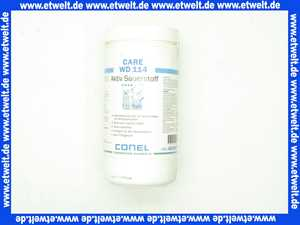 CARE WD 114 Clearwater Sauerstoff-Granulat CONEL Dose 1 KG