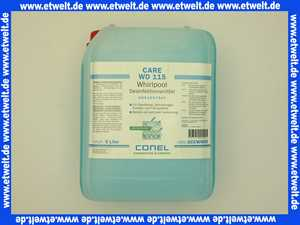 CARE WD 115 Clearwater Whirlpool Desinfektionsmittel 5 Liter CONEL