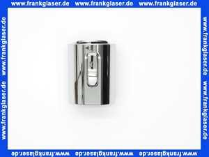 44045526 Absperrgriff f.DerbyTOP NEU Thermostat verchromt ...