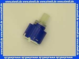 44057000 Eichelberg Keramikkartusche 40mm mit flachem Boden