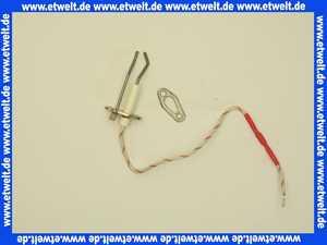 ELCO 12035251 Zündelektrode 80 lang D3 x 52 Porzellan D