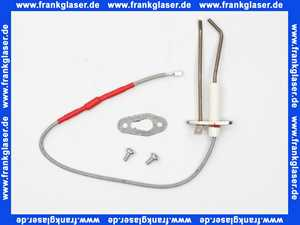 ELCO 12035372 Zündelektrode 95 lang D3 x 52 Porzellan D