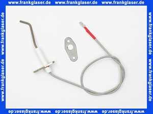 ELCO 12035383 Ionisationsstab 96 lang D3 x 53 Porzellan