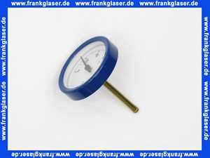 12061904 Elco Thermometer blau 0-120GR D50/10-D5X50