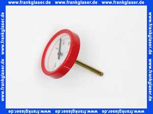 12061915 Elco Thermometer 0-120GR Rot D50/10-D5X50