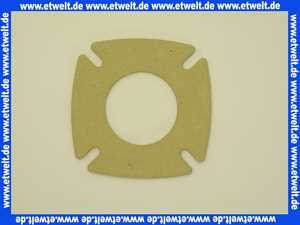 13022749 Elco Isolierflansch Brennerflanschdichtung 156x156x5 Bohrung-D 81,5