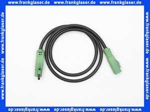 Elco Stecker-Buchse-Kabel M4 gruen 1718493121