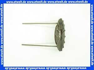 3333219258 Elco Stauscheibe Segment KPL D140 Stangenlänge 180