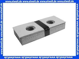 ELCO 4176029707 Schamottstein 50 x 320 x 140 mm