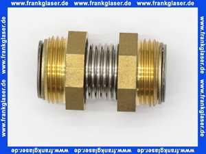 65000686 Elco Kompensator R3/4-R3/4Z-MS Solatron A2.3