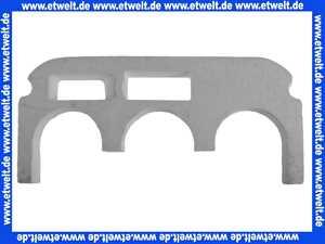 65001186 ELCO Isolierung Brennerplatte