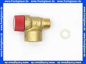 65105727 ELCO Sicherheitsventil 3 bar, 3/4