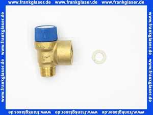 65105728 ELCO Sicherheitsventil 8 bar, 1/2