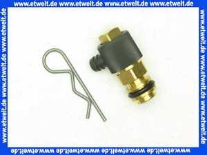 65105771 Elco Entlueftungshahn D16-L45 WT. Duatron