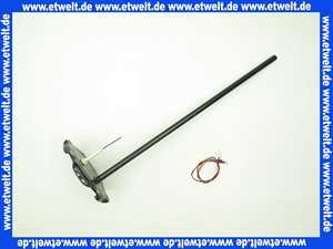 992167 Elco Flansch D170/150 mit Tauchrohr L550mm