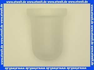 221500090 Emco Glasteil Bürstenglas zu Barolo Bürstengarnitur