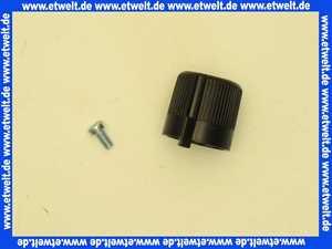 17007500 ESBE Stellknopf G+MG 12mm mit Schraube