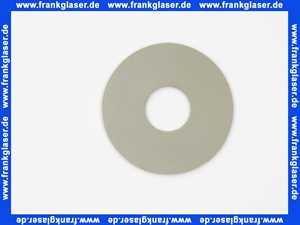 Gummi- Ventildichtung Glockendichtung Heberglockendichtung 69 mm x 23,5 mm x 3 mm z.B. für Wisa Ablaufventil