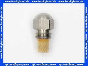 Brennerdüse Öldüse Heizöldüse Düse Steinen 0,65/80 S