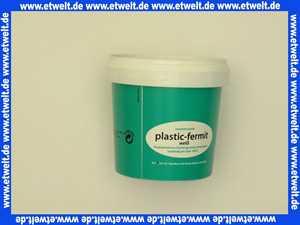 Dichtmasse Dichtungskitt Plastik Fermit Dose 1000 Gramm