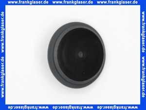 Franke Dichtung Gummidichtung Lippendichtung mit Träger Kunststoff schwarz für Excenterstopfen Stopfenventil an Spülbecken Spülen Spüle